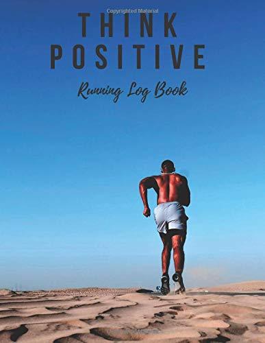 Running Log Book: Running Diary, Runners Training Log, Running Logs, Track Time, Distance