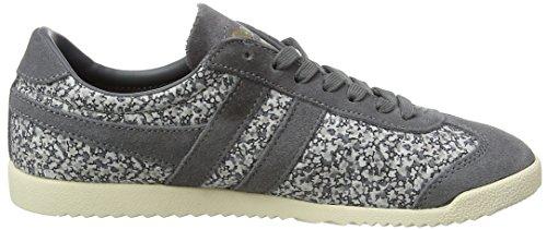 Gola Damen Bullet Liberty PP Grey Sneaker Grau (Grey Gg)