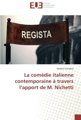La comédie italienne contemporaine à t...