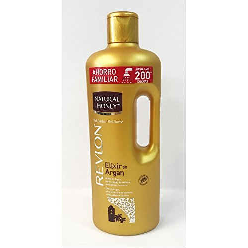 Gel Argan Natural Honey 1500ml