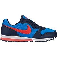 Nike MD Runner 2 (GS), Zapatillas de Atletismo para Niños