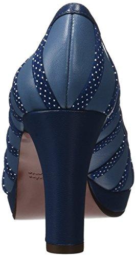 Chie Mihara Ausia30, Escarpins Bout Fermé Femme Bleu (Tailu Ocean Punti Navy)