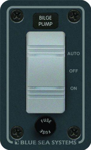 Blue Sea 8263 Contura Waterproof Bilge Pump Control Panel