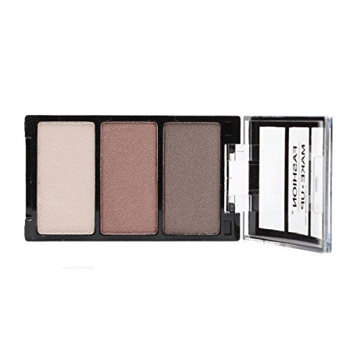 Lidschatten Eyeshadow Trio–Beige/Kupfer/Bronze–Make-up Augen