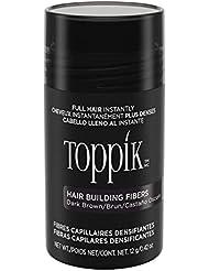 TOPPIK Fibres Capillaires Densifiantes Brun, 12 g