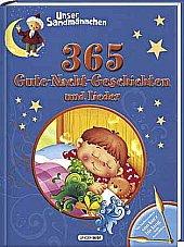 Unser Sandmännchen 365 Gute-Nacht-Geschichten und Lieder