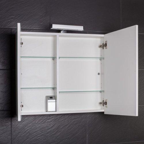 Badezimmer Spiegelschrank Galdem – 70 cm - 2