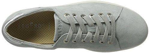 Legero Trapani, Sneaker Basse Donna Grigio (Cielo 16)