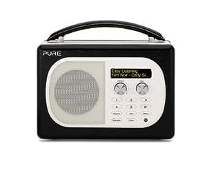 Pure Evoke Mio Noir, DAB/FM Radio