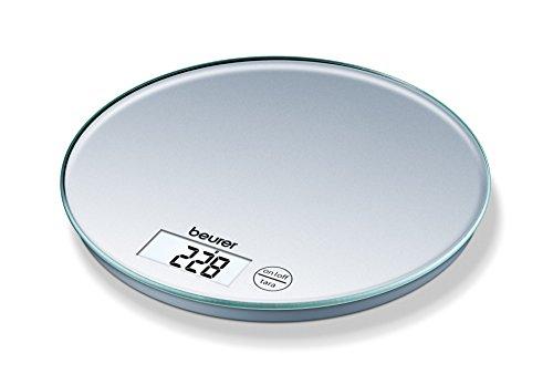 Peso máximo:5 kg, Características de la balanza:Diseño en cristal, cuerpo delgado ultra, Graduación:1 g, Tipo de balanza de cocina:Electrónico