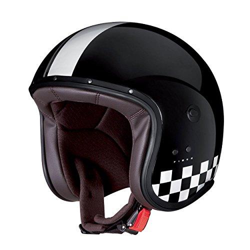 Casco Moto CABERG Jet Free Ride Mistral L