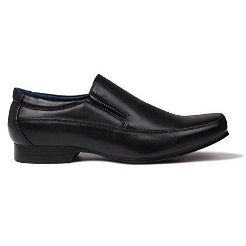 Giorgio Men's Loafer Flats black Size: 9