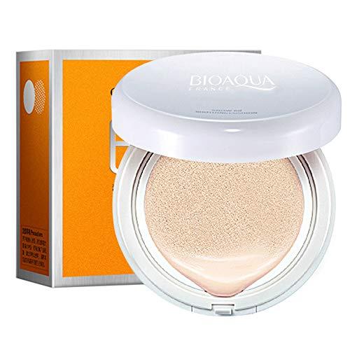 Amuster_ BB Cream Perfect Cover Fond de Teint - Base de Maquillage Multicolor - Correcteur de couvrance Liquide BB Creme (Fondation) pour Femmes Filles