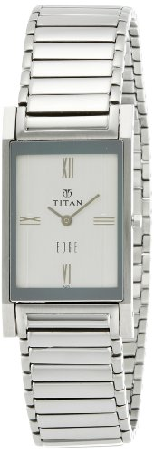 Titan Edge Analog White Dial Men's Watch - NB1481SM02  available at amazon for Rs.8495