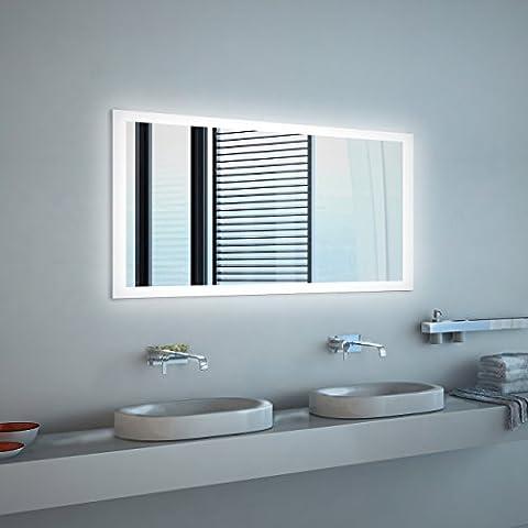 Noemi Design - LED BADSPIEGEL mit Beleuchtung - Made in