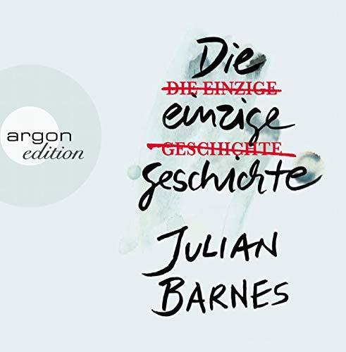 Buchseite und Rezensionen zu 'Die einzige Geschichte' von Julian Barnes