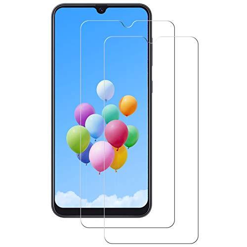 CNXUS[2 Pièces Compatible pour Samsung Galaxy A50 Verre trempé, Samsung Galaxy A50 Protecteur d'écran en Ultra Mince, Anti-Rayures+sans Bulle d'air+Anti-Huile+Anti-Empreintes, Verre Samsung A50