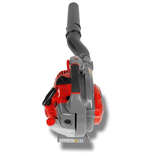 Mitox 260BX Premium Petrol Leaf Blower, Red