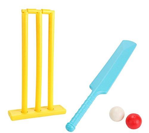 Unbekannt Home Decor Interaktive Cricket Ball Spielzeug, Kinder Cricket Set Eltern-Kind-Sport Interaktive Cricket Indoor-und Outdoor-Spielzeug