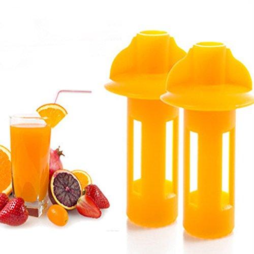 Lanlan Exprimidor manuales La Fruta Naranja Limón la Cocina
