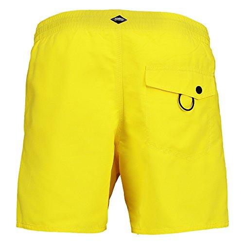 O'Neill Herren PM Solid Badeshorts - gelb