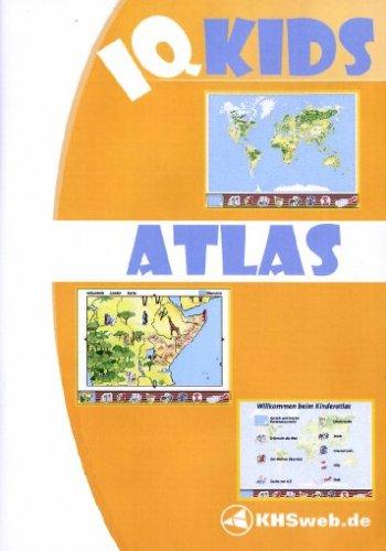 IQKids - Atlas für Kinder