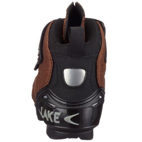 Lake MX 156 070039L, Scarpe da ciclismo unisex adulto Marrone
