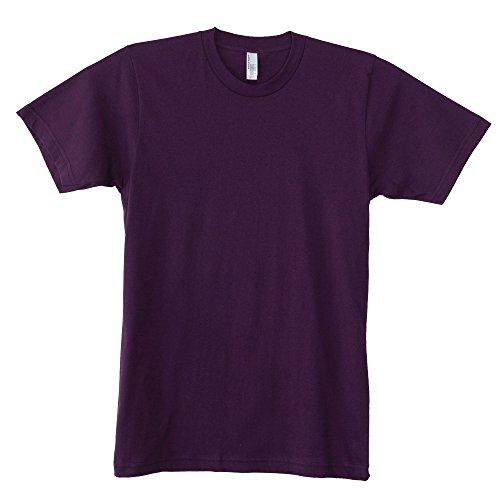 American Apparel Unisex Baumwoll-T-Shirt, Kurzarm