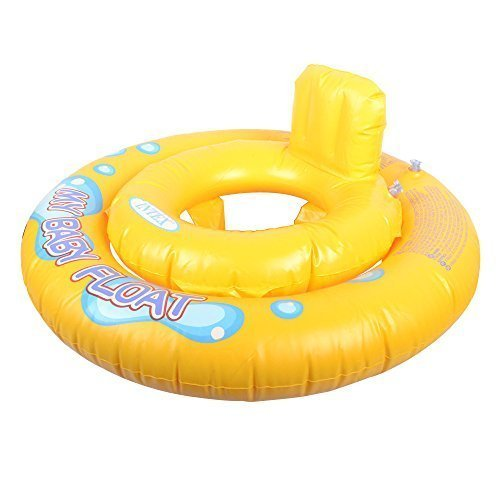Baby Float Swim Ring Aid Kids Swimming Inflatable Boat Seat