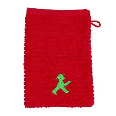 AMPELMANN Gant Masseur modèle Vert de feu Rouge