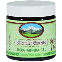 Zillertaler Einreibe Berg-Arnika-Gel, 1er Pack (1 x 100 ml) preisvergleich bei billige-tabletten.eu
