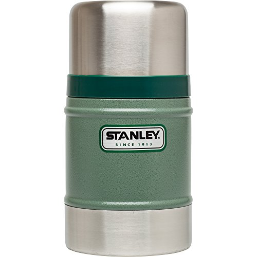 Stanley vakuumisolierter Speisebehälter 0.5 L, hammertone green - Vakuum-container