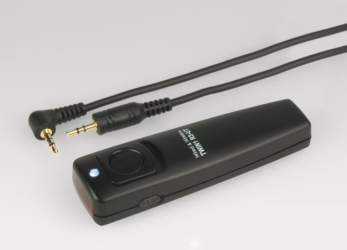 Kaiser Infrarot-/Kabel-Fernauslöser Twin 1, Sender R3-UT für Canon-, Nikon-, Pentax- und Samsung-Kameras, inkl. Auslösekabel