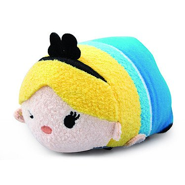 Disney – Tsum Tsum – Zippies – Alice – Petite Peluche Interactive