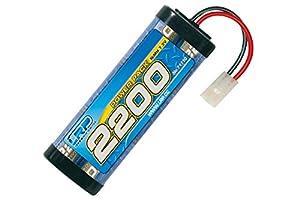 LRP Power Pack 2200 - Accesorios y recambios para maquetas por Radio Control (RC) (Azul, Níquel-Metal hidruro (NiMH), 7,2 V)