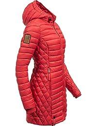 Suchergebnis auf Amazon.de für  Rote Jacke Damen - Navahoo   Damen ... a6af1587ee