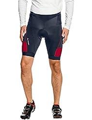 VAUDE Men's Advanced Pants II - Pantalón corto color eclipse, talla L