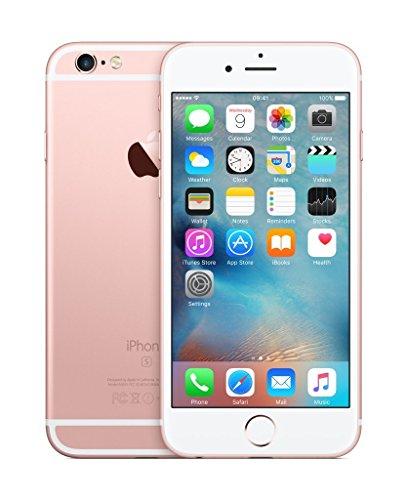 Apple iPhone 6s 64GB Smartphone Libre - Oro Rosa  Reacondicionado Certificado