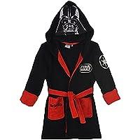 Albornoz con capucha oficial de Star Wars Coral Fleece para niños