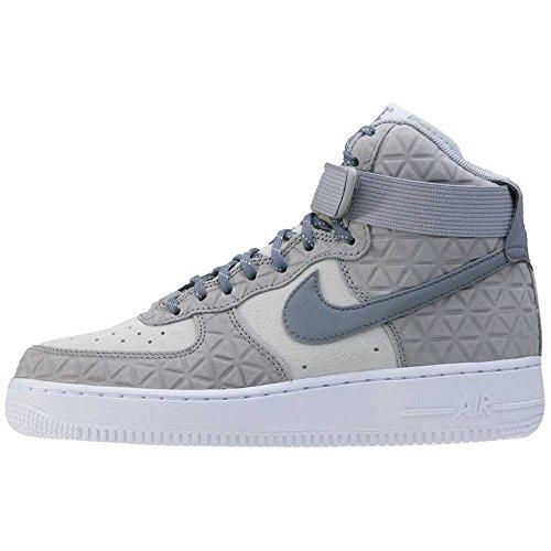 1 Nike Saltos Planalto Hi Cinza Force Ar Mulheres De Sandálias Air Com Durchgängies Prm Cunha wZfIq4Zg