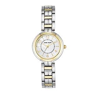 Anne Klein – Reloj de pulsera para mujer (mecanismo de cuarzo y correa