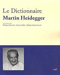 Dictionnaire Martin Heidegger : Vocabulaire polyphonique de sa pensée
