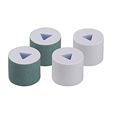 Imetec BELLISSIMA Gloss Nail Breaker Spare micro-rulli Kit