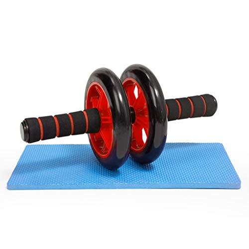 Bauchtrainer Abdominal Roller Ab Roller for Bauchmuskeltraining Ab Roller Wheel Trainingsgerät Ab Wheel Trainingsgerät for Anfänger Trainings- Und Fitnessrad