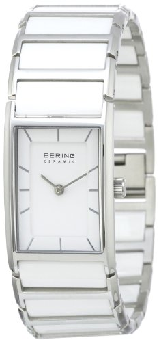 BERING Time Damen-Armbanduhr Slim Ceramic 30121-754