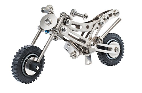 EITECH   00060 Metallbaukasten Starter-Set - Trial Bike -