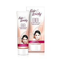 Fair and Lovely BB Instant Fair Look Fairness Cream (18g) (Pack of 3)