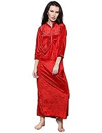 bafa4130f Amazon.in  Velvet - Lingerie   Nightwear   Women  Clothing   Accessories