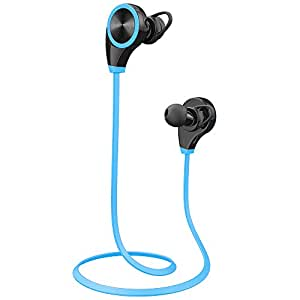 Barsone Apple Iphone 6 Plus Wireless Earphone (Blue)