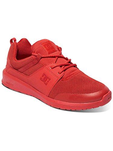 DC Universe Herren Heathrow presti M Shoe Low-Top red/red/red